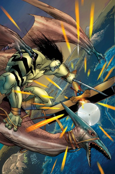 Skaar: King Of The Savage Land 4