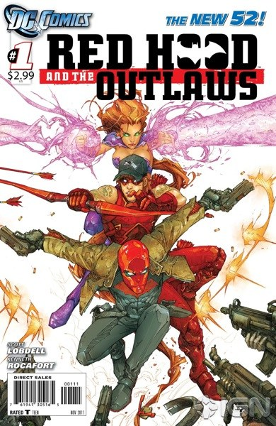 Red Hood and the Outlaws 1