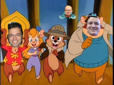 The Trip: Chip 'N Dale's Rescue Rangers